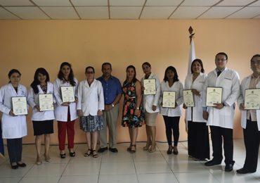 Graduación UCN del Diplomado en Ultrasonografía