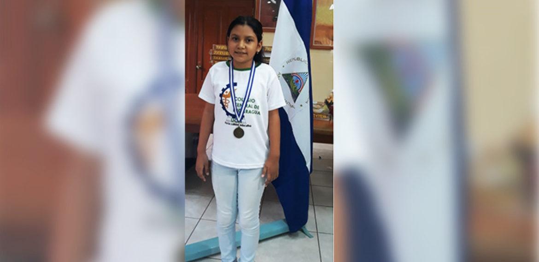 Estudiante del Colegio Central de Nicaragua CCN – Jinotepe obtuvo el primer lugar en el Campeonato Nacional de Primaria de Ajedrez