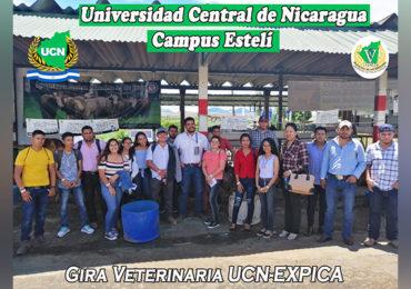 Gira Veterinaria UCN-EXPICA – Campus Estelí