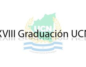 XVIII Graduación UCN 2019