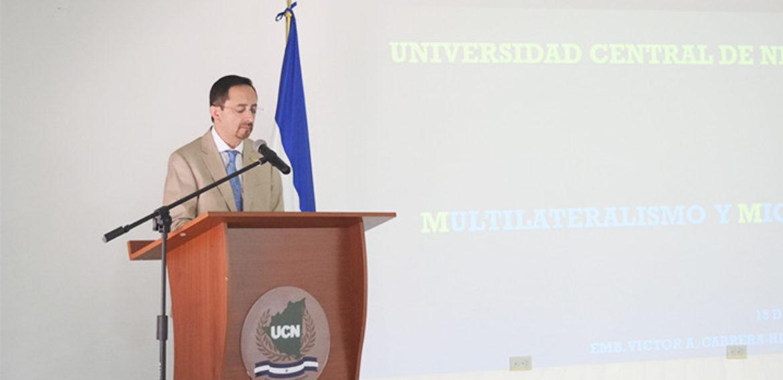 Ponencia Multilateralismo y Migración