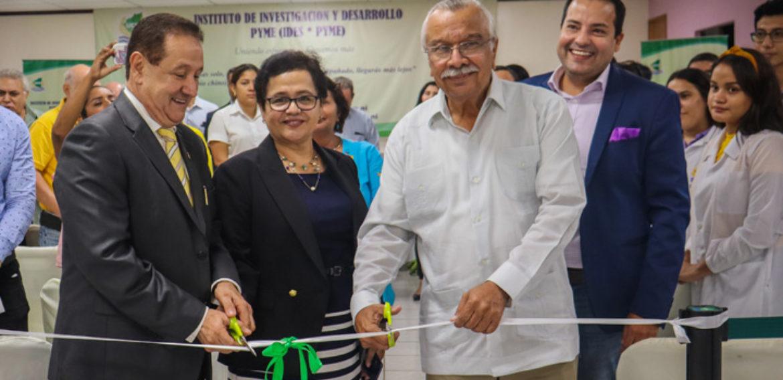 Inauguración oficial del Instituto de Investigación y Desarrollo PYME (IDES*PYME)