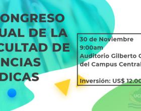 II Congreso Anual de la Facultad de ciencias medicas