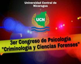 """3er Congreso de Psicología """"Criminología y Ciencias Forenses"""""""