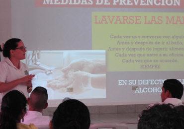 Campaña de Prevención del Coronavirus