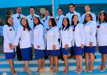 Graduación especialidad de Pediatría (2017-2020)