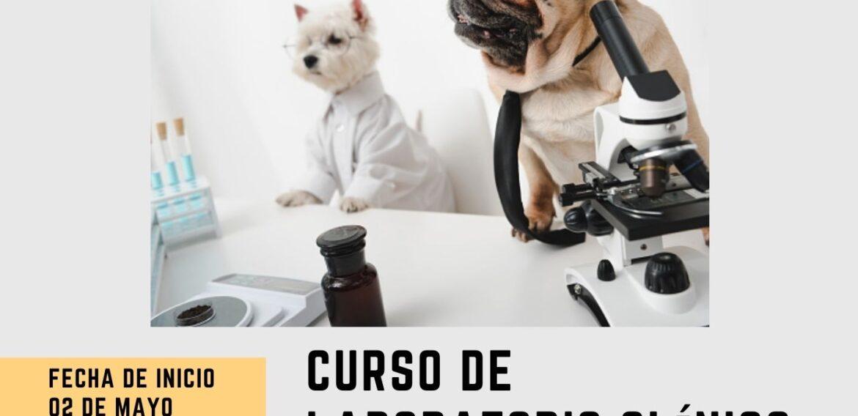 Curso de laboratorio clínico veterinario