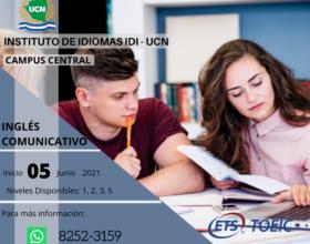 Curso de Inglés Modalidad B-Learning