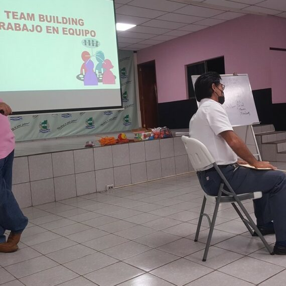 UCN en mejora continua de  Cultural Organizacional
